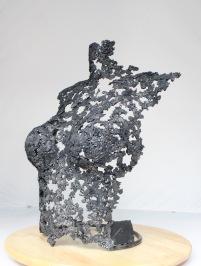 série Belisama - Minerve 2 Sculpteur Philippe Buil