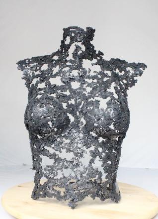 série Belisama - Minerve Sculpteur Philippe Buil