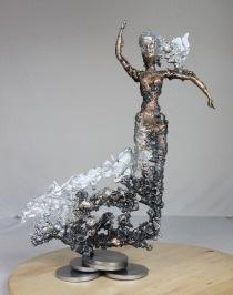 série Satie - Gymnopédies n°1 4 Sculpteur Philippe Buil
