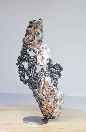 série Satie - En habit de cheval II 1 Sculpteur Philippe Buil