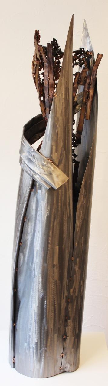 série Belisama - Hammam 7 Sculpture de Philippe Buil