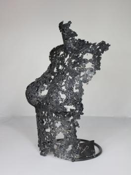 série Belisama - Prospero's book 2 sculpteur Philippe Buil