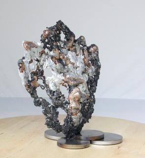 série Cernunnos - Imbolc 2 Sculpteur Philippe Buil
