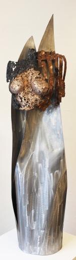 série Belisama - Patagaï 2 Sculpture de Philippe buil