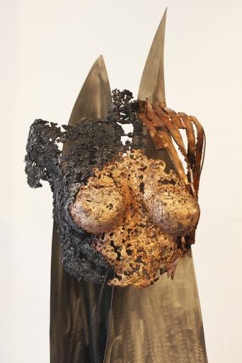 série Belisama - Patagaï 4 Sculpture de Philippe buil