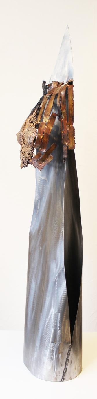série Belisama - Patagaï 8 Sculpture de Philippe buil