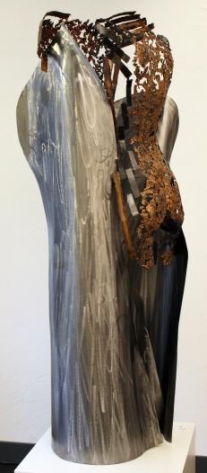 série Duale - Belladone 1 Sculpteur Philippe Buil