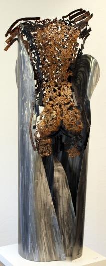 série Duale - Belladone 2 Sculpteur Philippe Buil