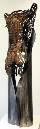 série Duale - Belladone 3 Sculpteur Philippe Buil