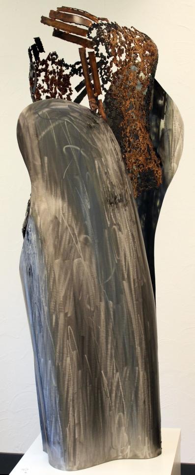 série Duale - Belladone 5 Sculpteur Philippe Buil