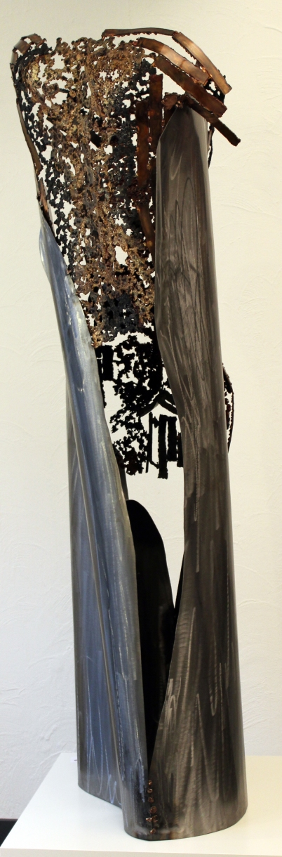 série Duale - Belladone 7 Sculpteur Philippe Buil