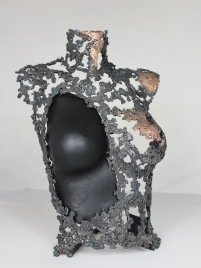 série Belisama - Le geste de Molpadia 4 Sculpteur Philippe Buil