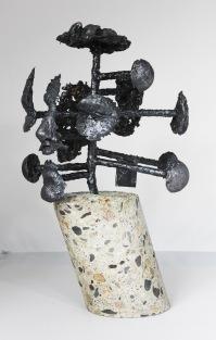 série Cabinet de curiosité - Seth 3 Sculpteur Philippe Buil