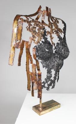 série Bélisama - Rastignac 1 Sculpteur Philippe Buil