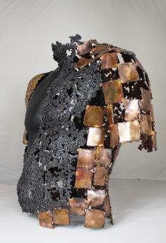 série Loïc Perrin - Naissance 7 Sculpteur Philippe Buil
