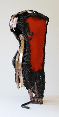 série Cabinet de curiosité - Ming 1 Sculpteur Philippe Buil