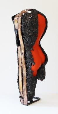 série Cabinet de curiosité - Ming 4 Sculpteur Philippe Buil