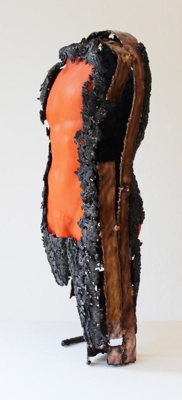 série Cabinet de curiosité - Ming 5 Sculpteur Philippe Buil