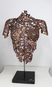 philippe buil sculpteur Belisama Minerve 1