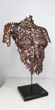 philippe buil sculpteur Belisama Minerve 3