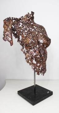 philippe buil sculpteur Belisama Minerve 4