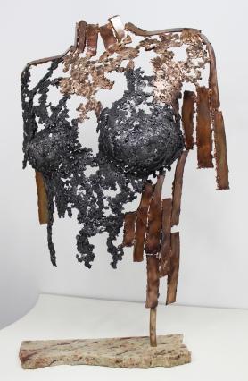 philippe buil sculpteur Belisama Ombre défendue 3