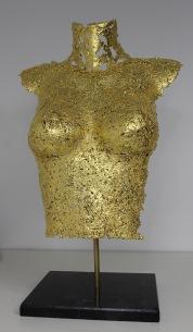 philippe buil sculpteur Belisama or 24 Carats Duchesse 1