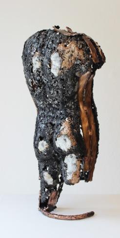 philippe buil sculpteur cabinet de curiosité Loup y es tu ? 3
