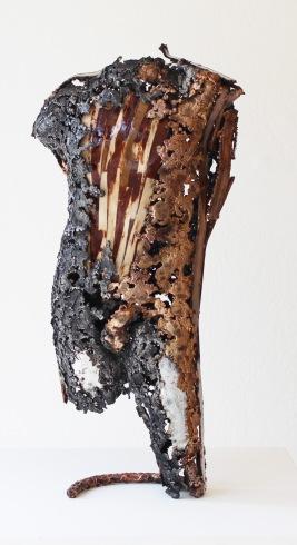 philippe buil sculpteur cabinet de curiosité Loup y es tu ? 5