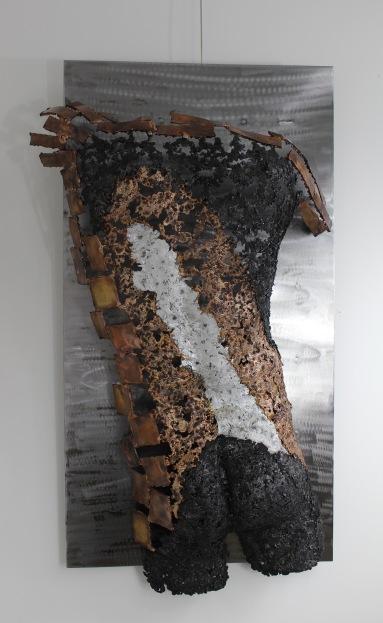 philippe buil sculpteur Kouros Et le rideau se lève 1