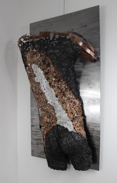 philippe buil sculpteur Kouros Et le rideau se lève 2