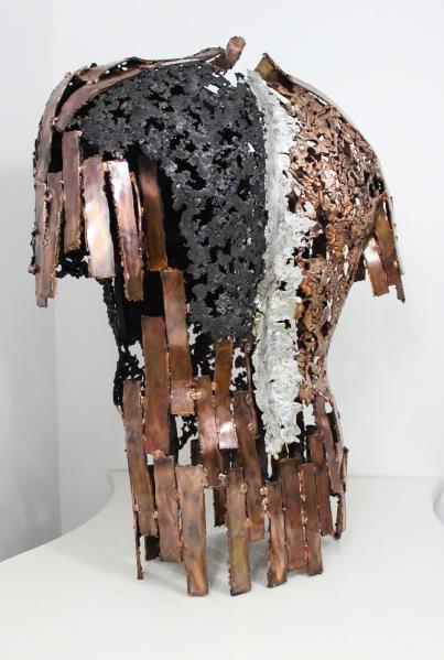 philippe buil sculpteur Loic Perrin Alea jacta est