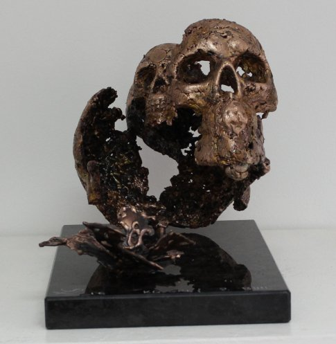 18 sculpture philippe buil bronze KG GRL 1