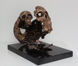 18 sculpture philippe buil bronze KG GRL 2