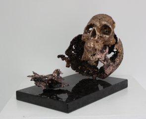 18 sculpture philippe buil bronze KG GRL 3